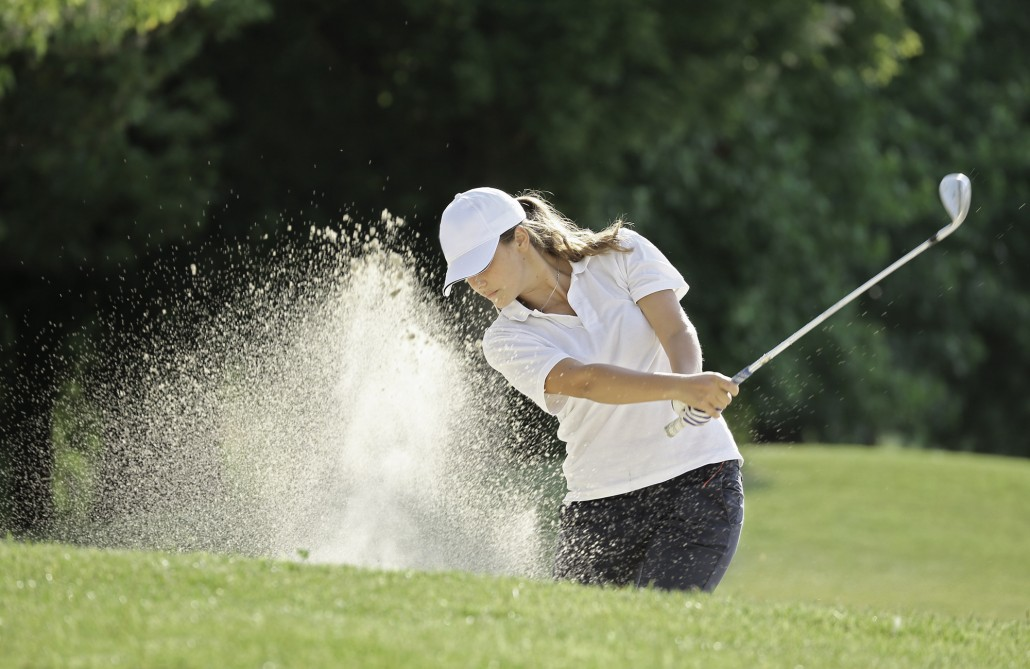 Sportmedizin - Golferin