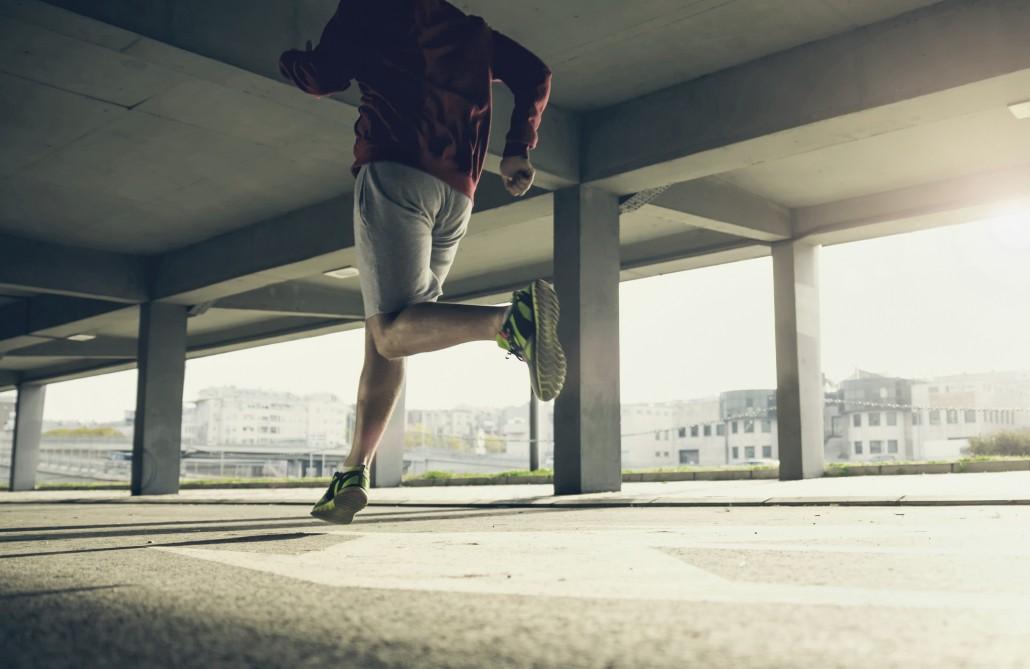 Sportmedizin - Läufer